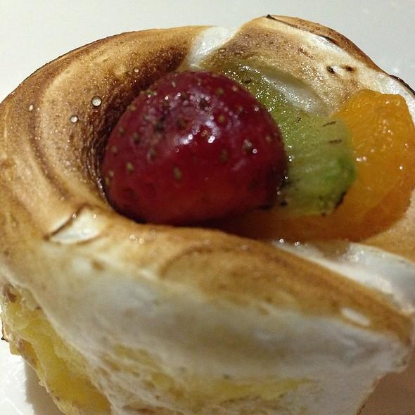 Mixed Fruit Cheesecake