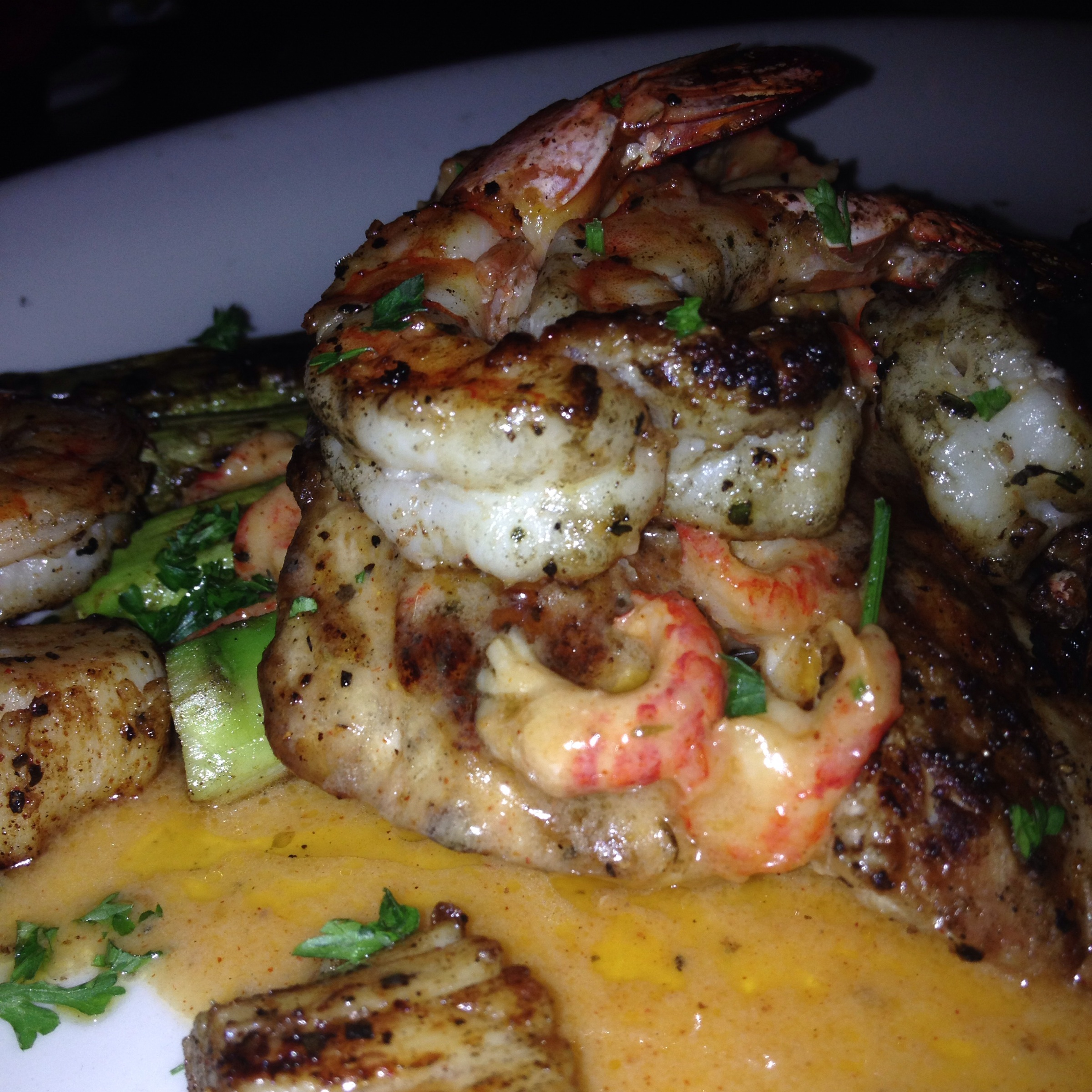Pappadeaux Seafood Kitchen Menu Cincinnati Ohio