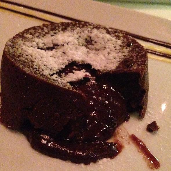 Molten Chocolate Cake - Fascino, Montclair, NJ