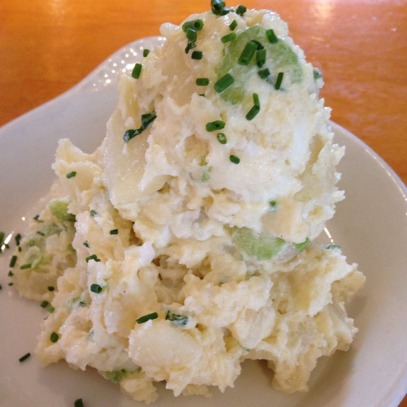 Homemade Potato Salad @ Tyler's Burgers