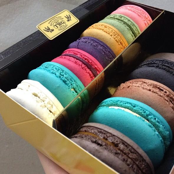 Macarons Boxset