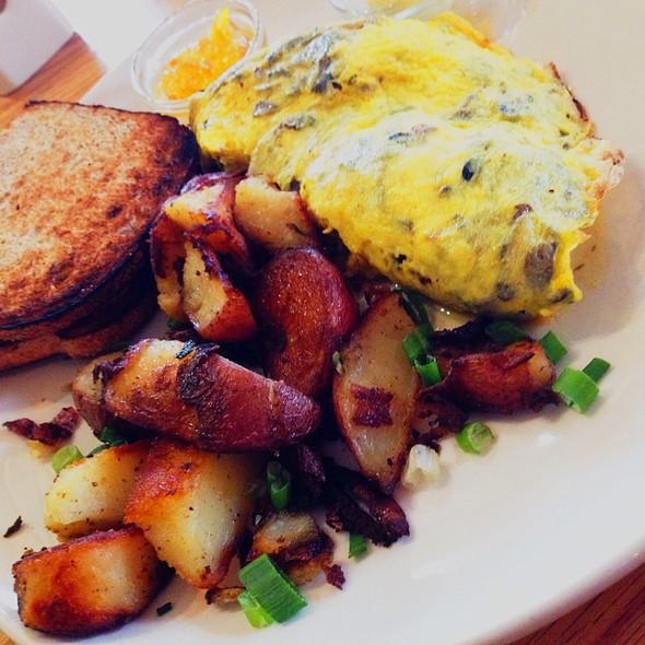 Simple Cafe Milwaukee Wi Menu