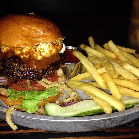 Dallas Kobe Burger