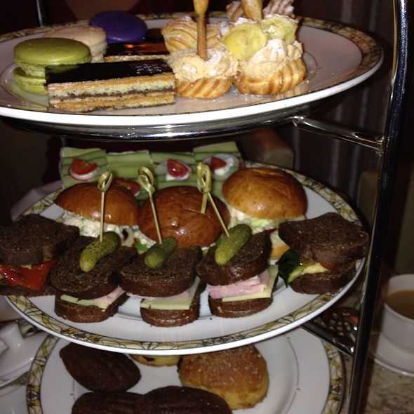 Afternoon Tea/High Tea - The Palm Court, Chicago, IL