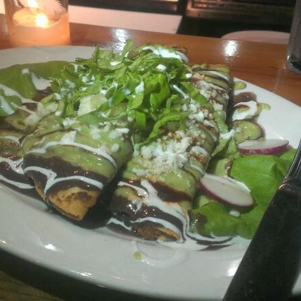 Fried Quesadillas - La Cocina Oaxaquena, Seattle, WA