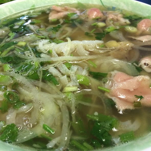 Combination Beef Pho @ Pho King