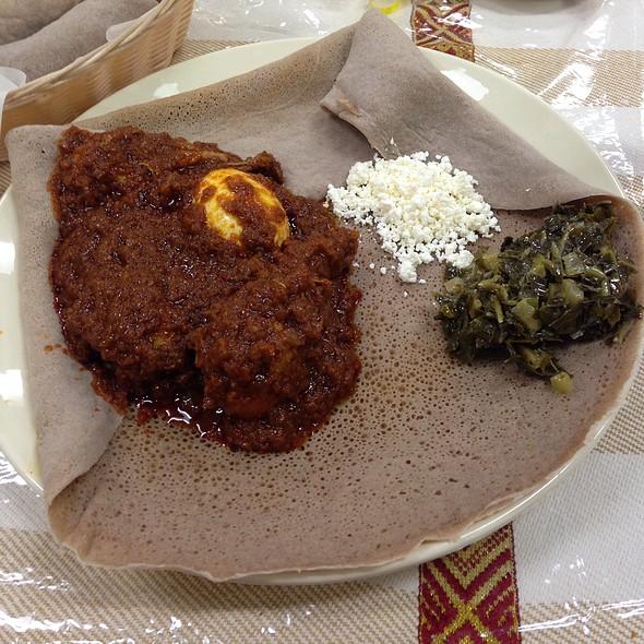 Doro Wot @ Taste Of Ethiopia