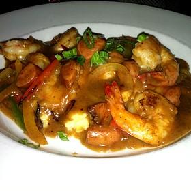 Shrimp and Grits - Poogan's Porch Restaurant, Charleston, SC