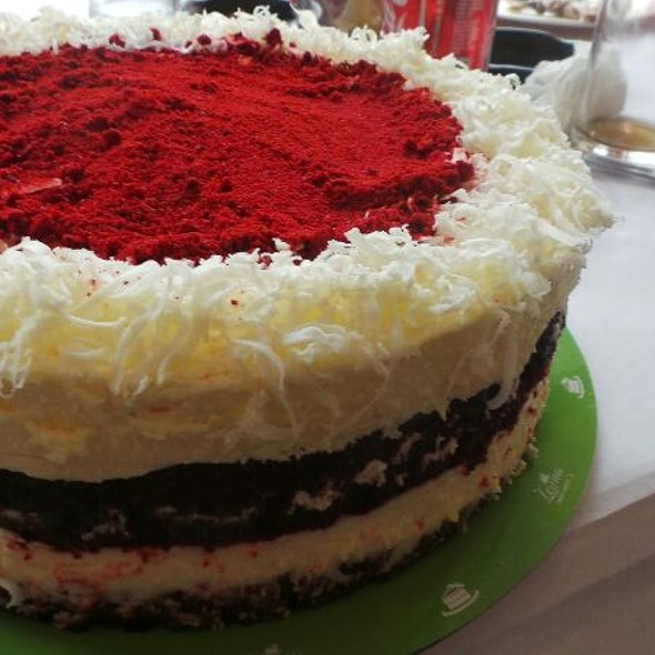 Red Velvet Cake @ Leona's Cakes & Pastries