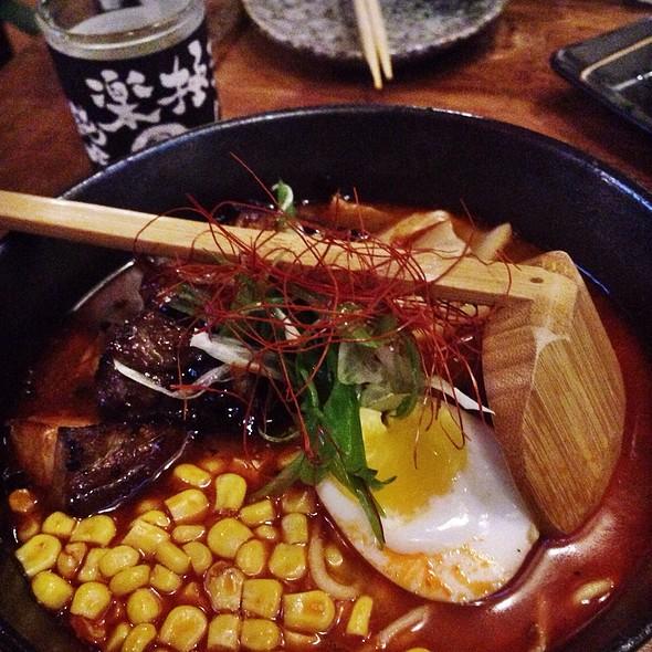 Spicy Tonkatsu Ramen @ Yoi