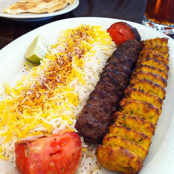 Kubideh Kabab - Yekta Kabobi Restaurant, Rockville, MD