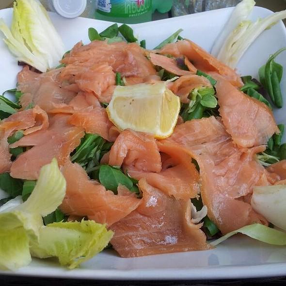 Salmon salad @ Civico 12