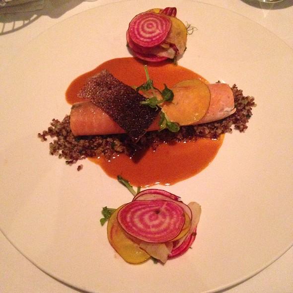 Truite - Verses Restaurant, Montréal, QC