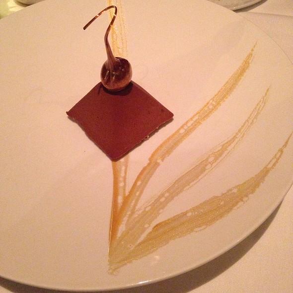 Special Dessert - Verses Restaurant, Montréal, QC
