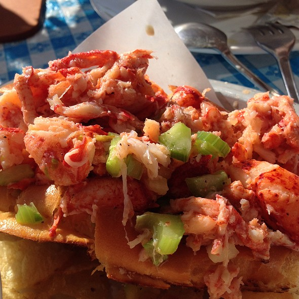 Sam's Chowder House - Lobster Roll (Sandwich) - Foodspotting