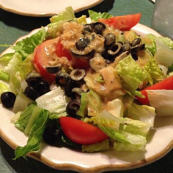 Gaspare's Special Salad For Two @ Gaspare's Pizza House & Italian Restaurant