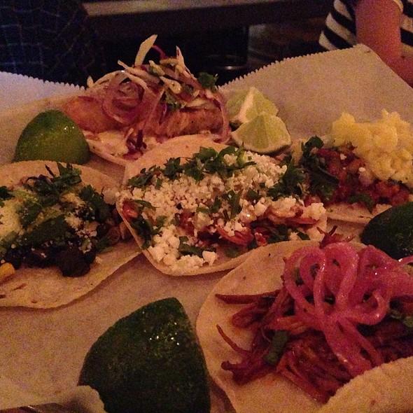 Tacos (Assorted) @ Bakersfield OTR