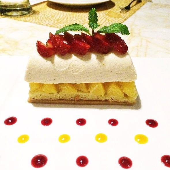 Semifreddo @ Soleil Mediterranean And Pan-Asian Restaurant
