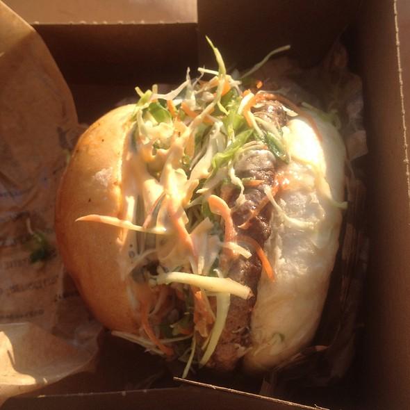 Kobe Burger @ Kobeyaki