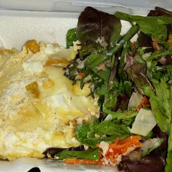 Butternut Squash Lasagna @ Basil Thyme Food Truck
