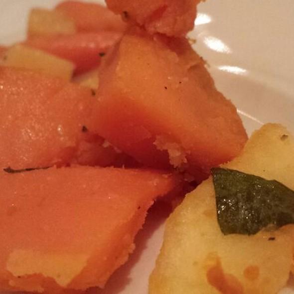 Roasted Sweet Potato @ The Osthoff Resort