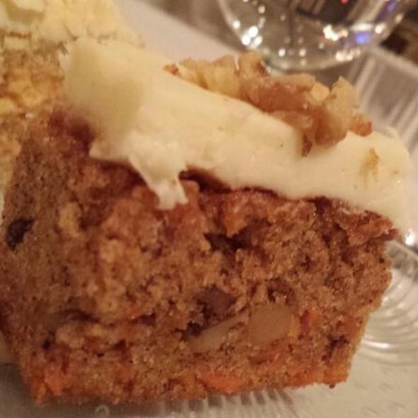 Carrot Cake @ The Osthoff Resort