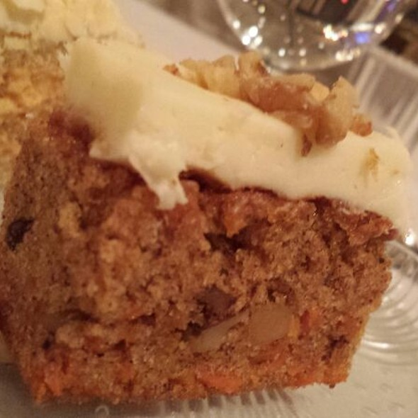 Carrot Cake @ The Osthoff Resort