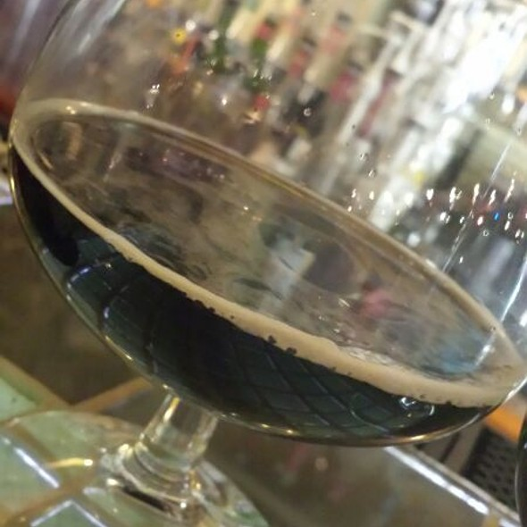 Bluegrass Brewing Co Bourbon Barrel Stout @ Marsibilio's Trattoria