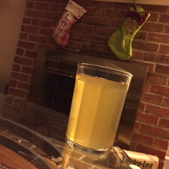 Hot Toddy @ Home