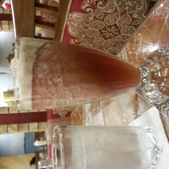Limonada Libanesa @ Al Basha