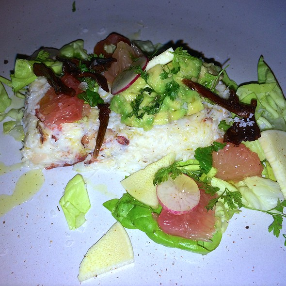 Dungeness Crab Salad @ Urban Farmer