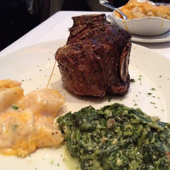 Filet Mignon @ Del Frisco's Steakhouse