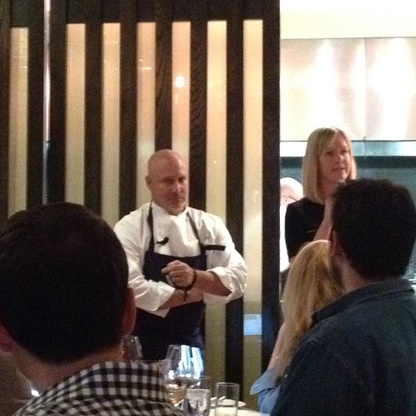 Chef Tom Colicchio @ Craft