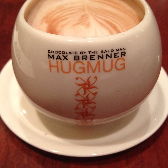 Hot Chocolate @ Max Brenner