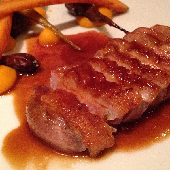 Local Duck Breast - Merchant's Oyster Bar, Vancouver, BC