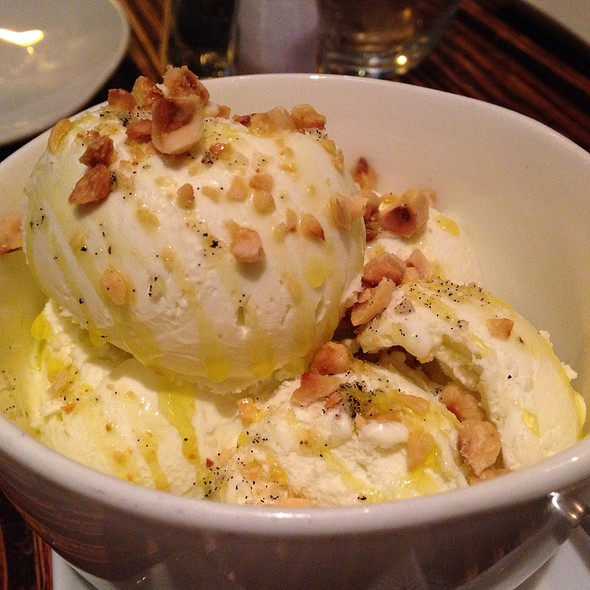 Evoo Ice Cream - Merchant's Oyster Bar, Vancouver, BC