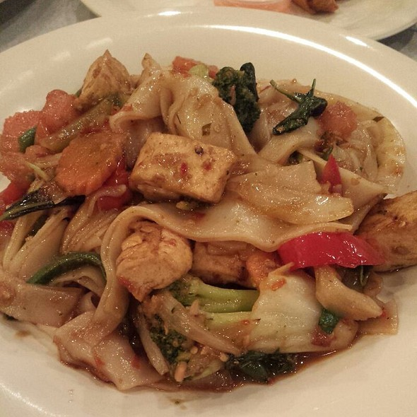 Khun Kay Thai Cafe Menu