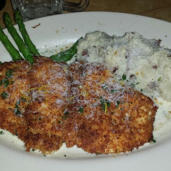 Chicken Costeletta @ Cheesecake Factory Sky Lounge