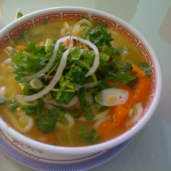 Vegetable Soup @ Vietnamese Cuisine
