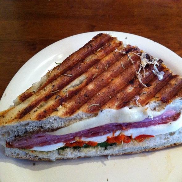 10K Lire Sandwich @ Corrieri's Formaggeria