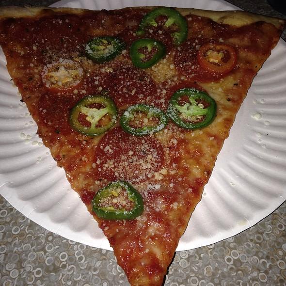 Pepperoni & Jalepeno Pizza