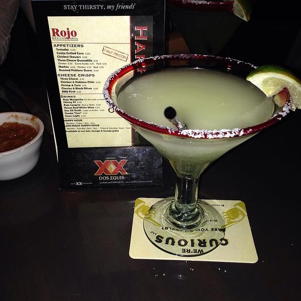Rojo Frozen Margarita - Rojo Mexican Grill - St. Louis Park, St. Louis Park, MN