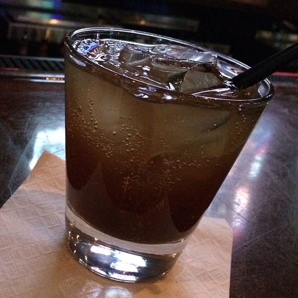 Rum And Coke @ the sports and social club