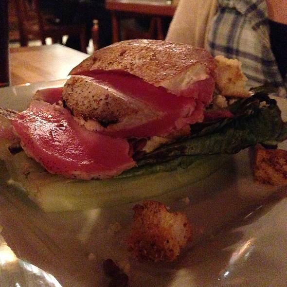 Seared Tuna Salad @ LUCK (Local Urban Craft Kitchen)