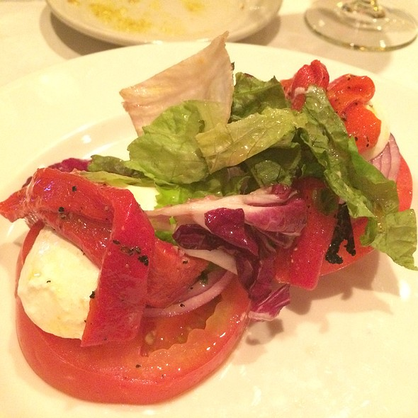Caprese Salad - Rosebud Theater District, Chicago