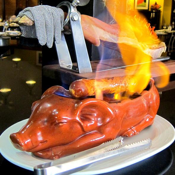 Chorizo On Piggy Back @ Terry's Selection