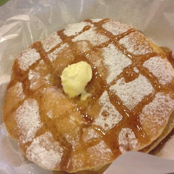 pancakes @ Army Navy
