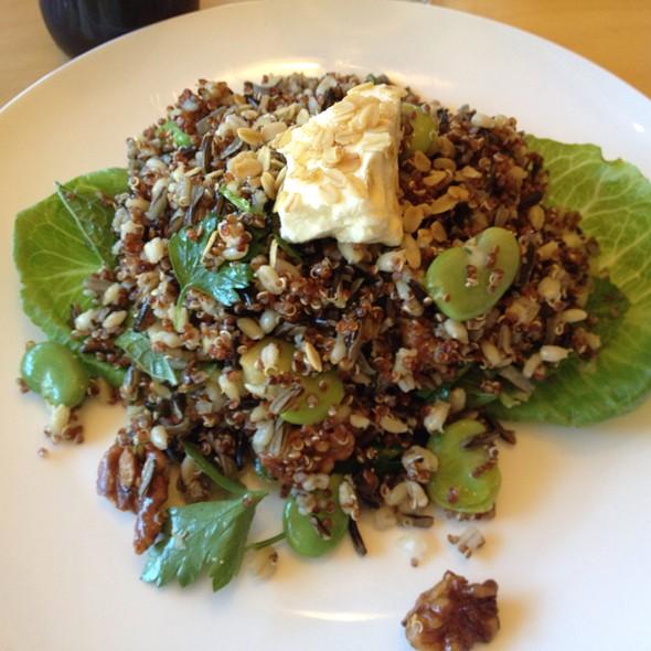 Grain Salad @ Belle's Diner