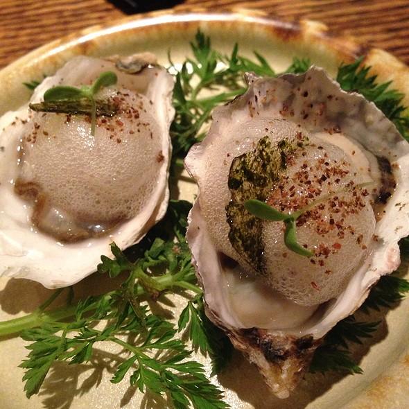 Oysters! @ Barley Swine