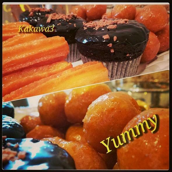 Chocolate cupcakes & Ligeemat